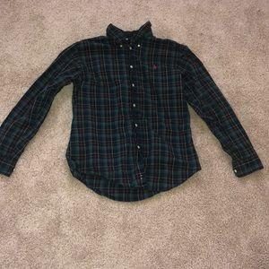 Boys Ralph Lauren Button Up